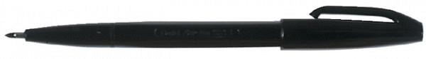 Fineliner Pentel Signpen S520 zwart 0.8mm