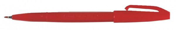 Fineliner Pentel Signpen S520 rood 0.8mm