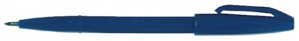 Fineliner Pentel Signpen S520 blauw 0.8mm