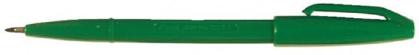 Fineliner Pentel Signpen S520 groen 0.8mm