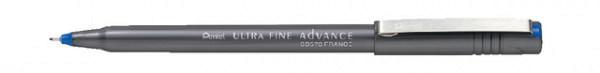 Fineliner Pentel SD570 blauw ultra fijn 0.3mm
