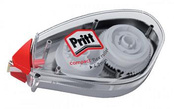 Correctieroller Pritt compact flex 4.2mmx 10m doos à 12+4 gratis