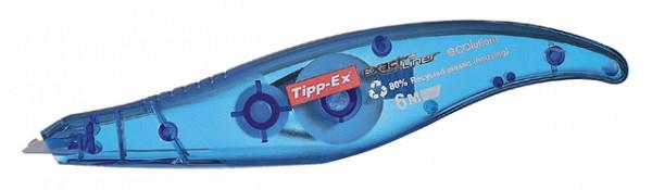Correctieroller Tipp-ex 5mmx6m exact liner ecolutions