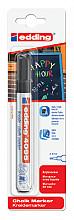 Krijtstift edding 4095 rond zwart 2-3mm  blister