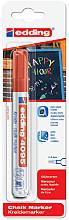Krijtstift edding 4095 rond rood 2-3mm blister