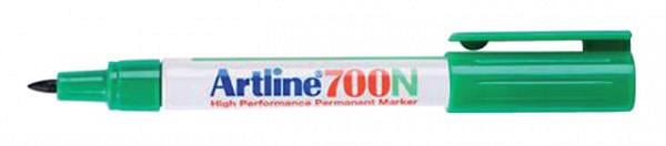 Viltstift Artline 700 rond 0.7mm groen
