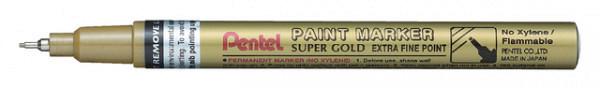 viltstift Pentel MFP10 ronde punt  0.7mm goud