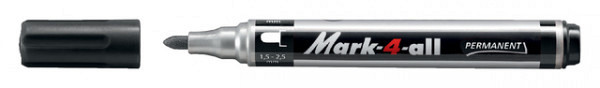Viltstift STABILO Mark-4-All 651/46 zwart
