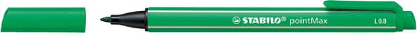 Viltstift STABILO pointmax 488/36 groen