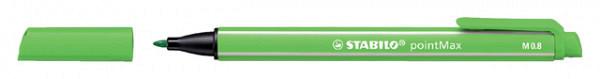 Vilstift STABILO pointmax 488/33 licht groen