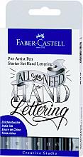 Tekenstift Faber Castell Pitt Artist handlettering startset