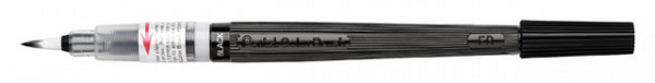 Brushstift Pentel XGFL-101X zwart