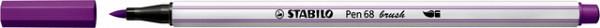Brushstift STABILO Pen 568/58 lila