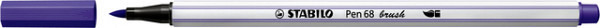 Brushstift STABILO Pen 568/55 paars