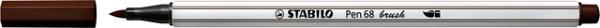 Brushstift STABILO Pen 568/45 bruin