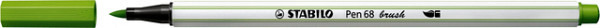 Brushstift STABILO Pen 568/43 loof groen