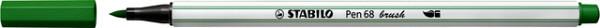 Brushstift STABILO Pen 568/36 smaragd groen