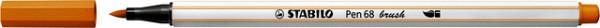 Brushstift STABILO Pen 568/54 oranje