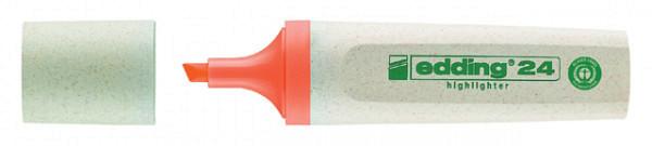 Markeerstift edding 24 Eco oranje