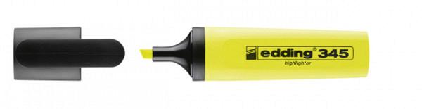 Markeerstift edding 345 2-5mm geel
