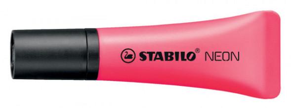 Markeerstift STABILO 72/56 neon roze