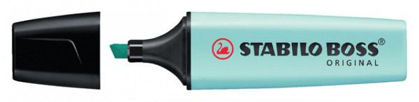Markeerstift STABILO Boss Original 70/113 pastel turquoise