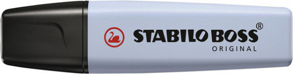 Markeerstift STABILO Boss Original 70/111 pastel baby blauw