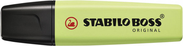 Markeerstift STABILO Boss Original 70/133 pastel snufje limoen