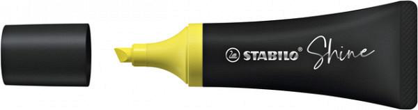 Markeerstift STABILO Shine 76/24 geel