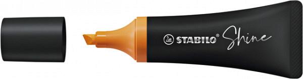 Markeerstift STABILO Shine 76/54 oranje