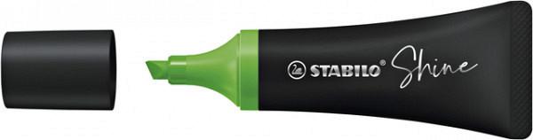 Markeerstift STABILO Shine 76/33 groen