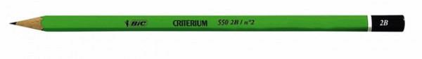 Potlood Bic Criterium 550 2B