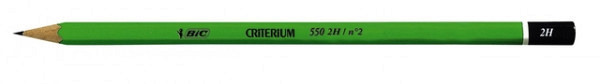 Potlood Bic Criterium 550 2H