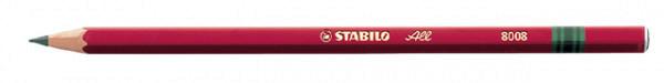 Potlood STABILO All 8008 grafiet