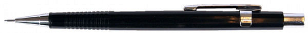 Vulpotlood Quantore 0.5mm zwart
