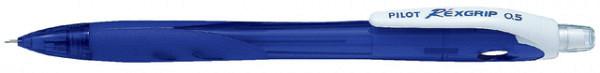 Vulpotlood PILOT Rexgrip Begreen 0.5mm blauw