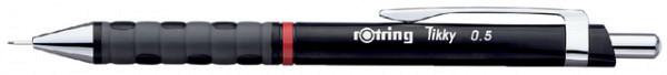 Vulpotlood rOtring Tikky 0.5mm zwart