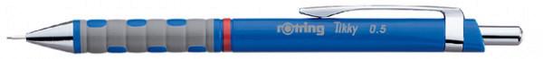 Vulpotlood rOtring Tikky 0.5mm blauw