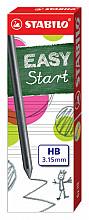 Potloodstift STABILO Easyergo 7890/6  3.15mm HB doos à 6 stuks