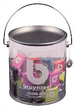 Kneedgum Bruynzeel Teens blik à 120 stuks assorti