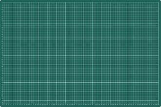 Snijmat A1 900X600mm groen