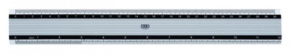Liniaal M+R 1830 300mm aluminium