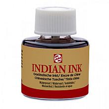 Oost-Indische inkt Talens zwart 11ml