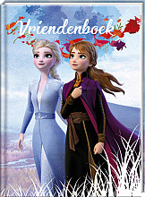 Vriendenboek Frozen 2