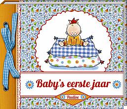 invulboek Pauline Oud baby's eerste jaar