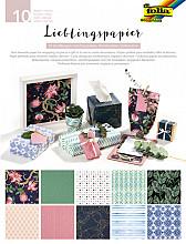 Boek Folia hobby en inpakpapier