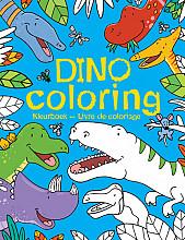 Kleurboek Deltas Dino coloring