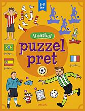 Puzzelpret Deltas Voetbal 6-8 jaar