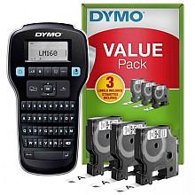 Labelprinter Dymo labelmanager LM160 azerty valuepack