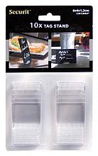 Krijtbord Securit tag standaard acryl